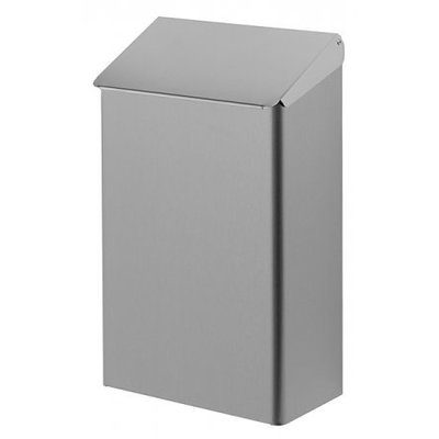 Dutch Bins Waste bin 7 liters stainless steel