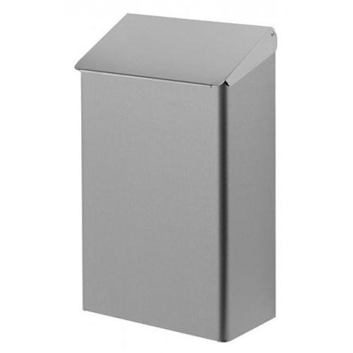 Dutch Bins Avfallsbehållare 7 liter av rostfritt stål