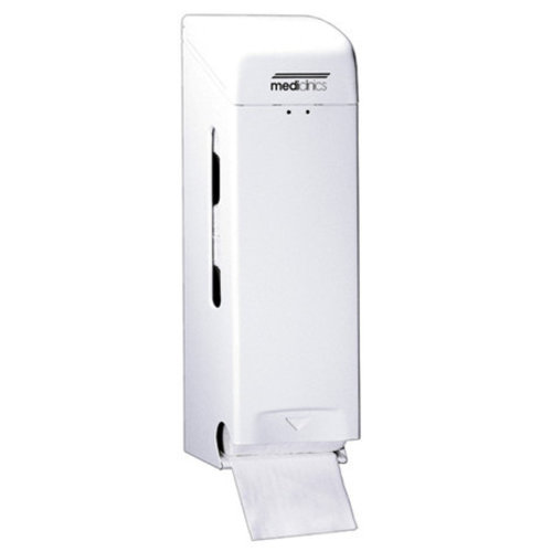 Mediclinics 3-roll holder white