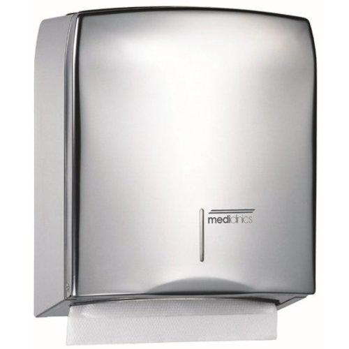 Mediclinics High-gloss towel dispenser