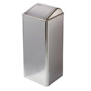 Mediclinics Affald bin lukket 80 liter højglans