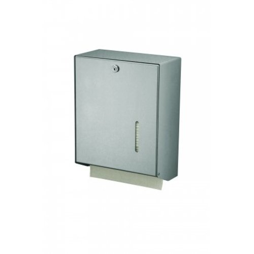 MediQo-Line Towel dispenser aluminum large