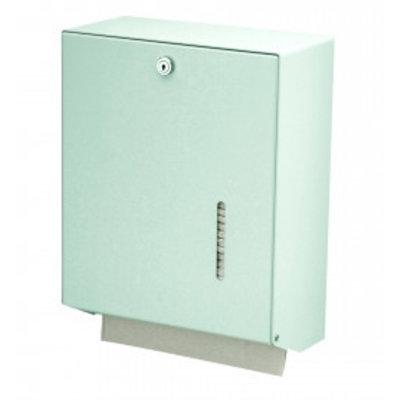MediQo-Line Handduk dispenser vit stor