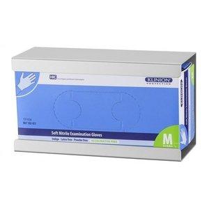 MediQo-Line Handske dispenser uno rustfrit stål
