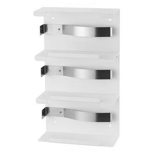 MediQo-Line Handske dispenser trio hvid