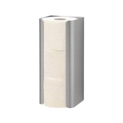MediQo-Line Spare rulleholder aluminium trio