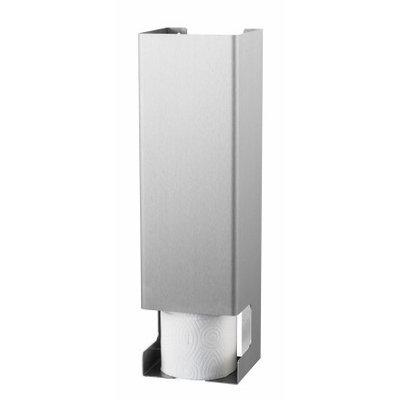 MediQo-Line Reservrullen hållaren 5 rullar av rostfritt stål