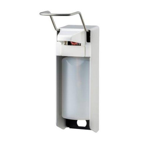 MediQo-Line Soap & disinfectant dispenser 500 ml LB aluminum