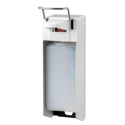 MediQo-Line Tvål och desinfektionsmedel dispenser 1000 ml KB aluminium