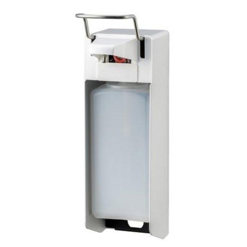 MediQo-Line Savon et distributeur de dŽsinfectant 1000 ml KB aluminium