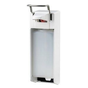 MediQo-Line Tvål och desinficerande dispenser 1000 ml KB vit