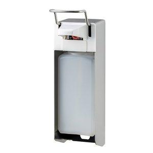 MediQo-Line Sæbe og desinfektionsmiddel dispenser 1000 ml KB rustfrit stål