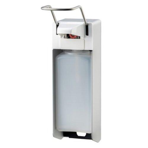 MediQo-Line Savon et distributeur de dŽsinfectant 1000 ml LB aluminium