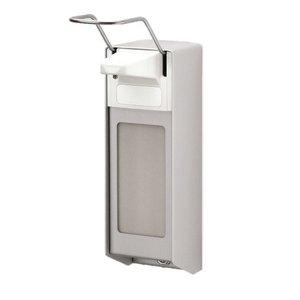 MediQo-Line Garage soap dispenser 1000 ml aluminum