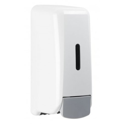 MediQo-Line Distributeur de savon en mousse de plastique blanc