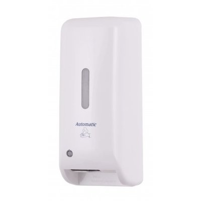 MediQo-Line Soap dispenser automatic plastic white