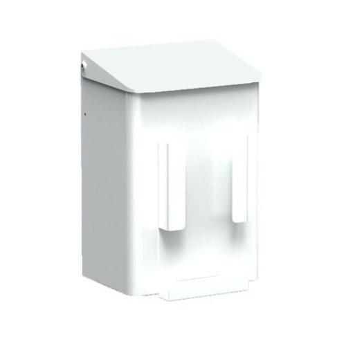 MediQo-Line Hygiejne tray 6 liter hvid