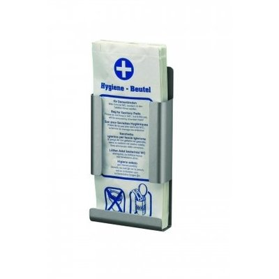 MediQo-Line Hygiene bag dispenser aluminum