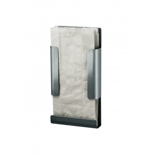 MediQo-Line Hygiene bag dispenser stainless steel