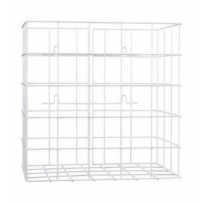 MediQo-Line Affaldscontainer hvid 18 liter