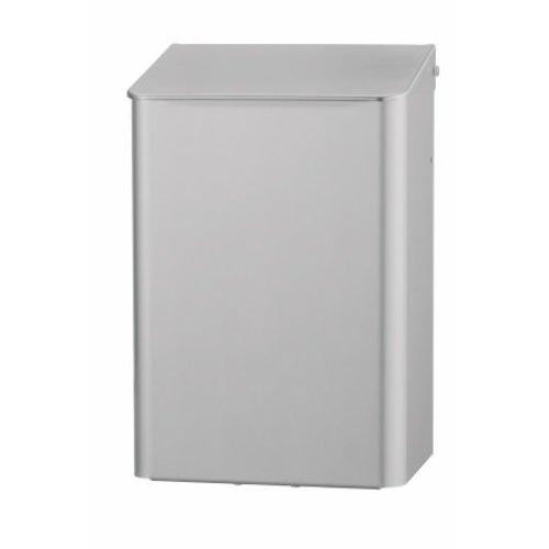 MediQo-Line Avfallsbehållare 6 liter aluminium