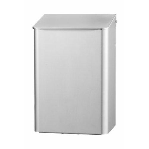 MediQo-Line bin Affald 6 liter rustfrit stål