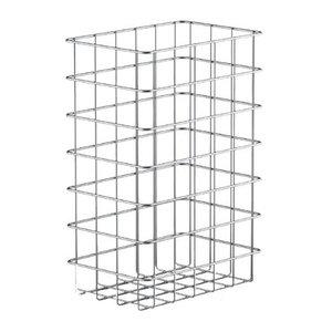 MediQo-Line Wastable kurv af rustfrit stål 25 liter