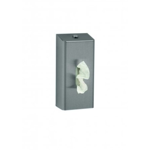 MediQo-Line Tissue dispenser rustfrit stål