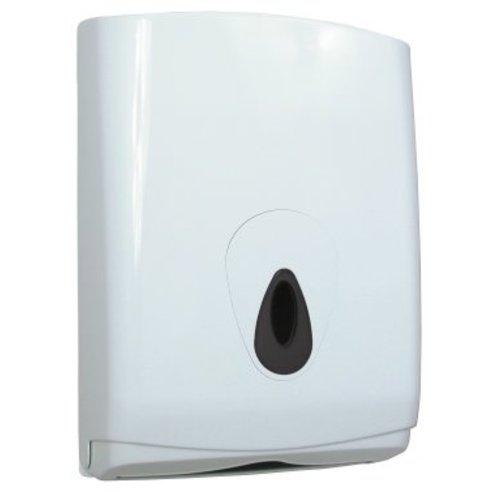 PlastiQline Håndklædeautomat midi plast stor