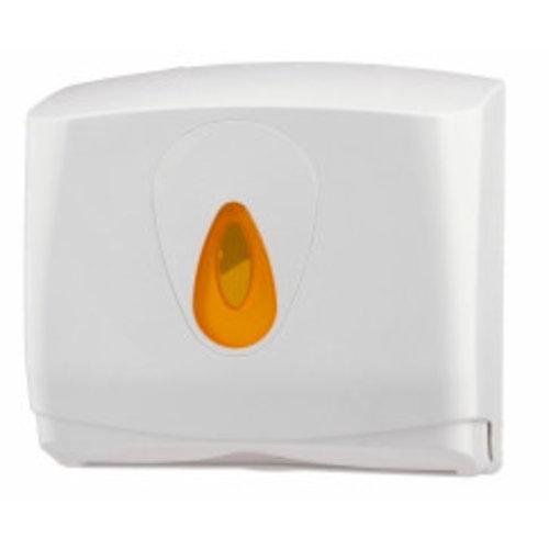 PlastiQline Håndklædeautomat midi plast lille