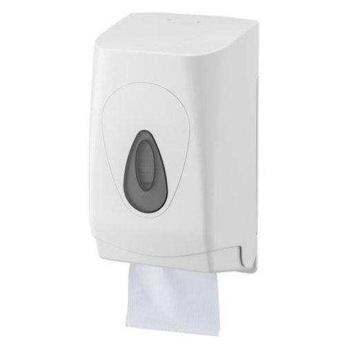 PlastiQline Toilette plastique Distributeur de papier
