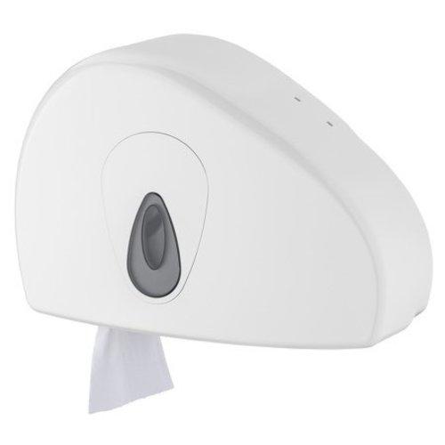 PlastiQline Jumbo dispenser mini + rest roll plastic