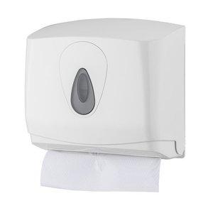 PlastiQline Handduksdispenser mini plast