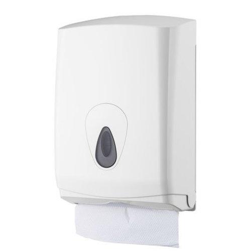 PlastiQline Towel dispenser midi plastic