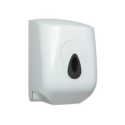 PlastiQline Cleaning roll dispenser midi plastic