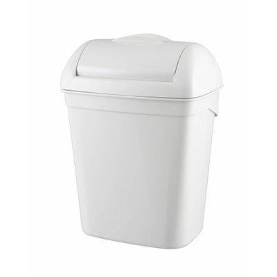 PlastiQline Hygien bricka 8 liters plast vit
