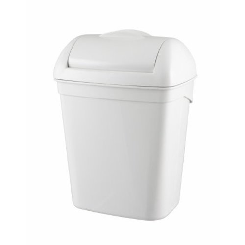 PlastiQline Plateau hygine 8 litres blanc plastique