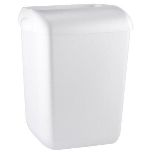 PlastiQline poubelle en plastique 55 litres ouvrir