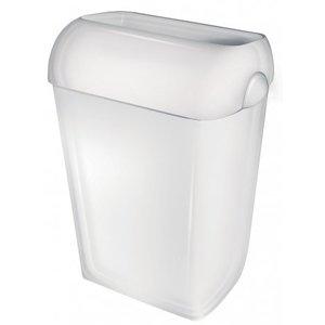 PlastiQline Collecteur de dŽchets en plastique 43 litres ouvrir