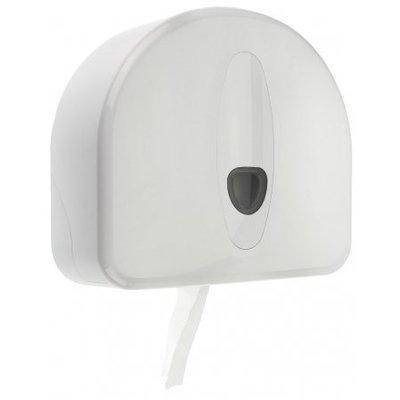 PlastiQline 2020 Jumbo dispenser maxi plast hvid