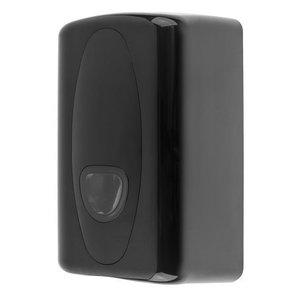 PlastiQline 2020 Distributeur de papier toilette plastique noir