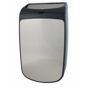PlastiQline Exclusive Affald bin lukket 25 liter