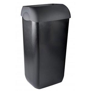 PlastiQline Exclusive DŽchets demi-bac ouvert 23 litres