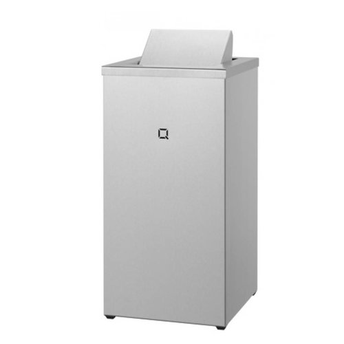 Qbic-Line Waste bin closed 30 liters