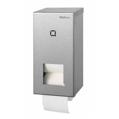 Qbic-Line 2-roll holder (standard)