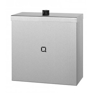 Qbic-Line Waste bin closed 9 liters