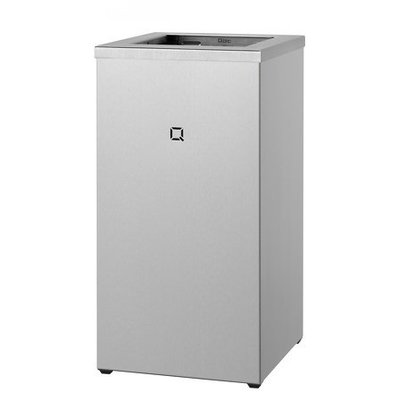 Qbic-Line Waste bin open 30 liters