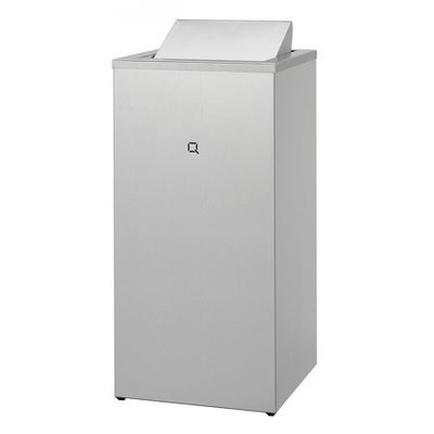Qbic-Line Waste bin closed 85 liters