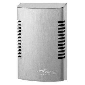 Wings Air freshener stainless steel