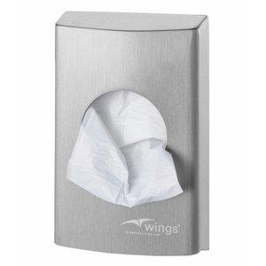 Wings Hygiene bag dispenser (plastic)